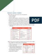 Matematicas Resueltos (Soluciones) Estadística 3º ESO