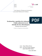 VILLORA - Evaluación y gestión de vulnerabilidades_ Cómo sobrevivir en el mundo de los ciberataques