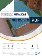 Ficha Técnica Cubiertas