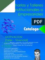 Charlas Institucionales o  Empresariales Catalogo AYUDA PSICOLOGICA.pptx