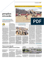 El Comercio (Lima-Peru) Lun 30 dic 2019 (Pag A25) Pag Taurina