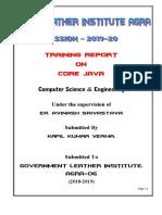 TRAINING REPORT KAPIL.pdf