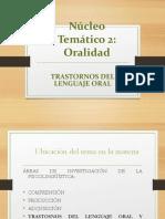 TRASTORNOS ORAL (1)