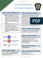 FAQ_s_Snow Emergency Parking Ban