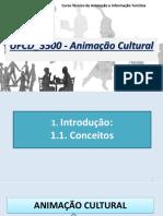 1. Turismo e cultura - conceitos e relação