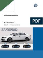 525-El Jetta Hybrid