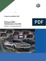 546-El Passat 2015 Infotainment y Car-Net