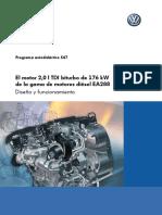 547-El Motor 2 0 l TDI Biturbo de 176 KW de La Gama de Motores Diésel EA288