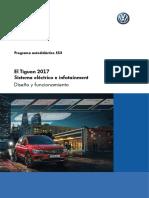 553-El Tiguan 2017 Sistema Eléctrico e Infotainment
