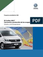568-El Crafter 2017 Carrocería y Protección de Los Ocupantes