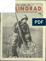 stalingrad 52 page picture book old