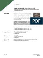 AMBERLITE™ HPR4100 Cl
