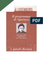 Il Programma di Spartaco - Rosa Luxemburg.pdf
