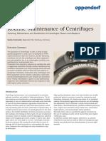 Eppendorf Centrifugation White-Paper 014 Centrifuges Routine-Maintenance-Centrifuges