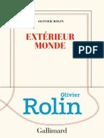 Exterieur monde   Rolin Olivier.pdf