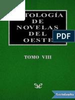 Antologia de novelas del Oeste Vol VIII - AA VV