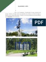 Villavicencio - Meta sitios turisticos.docx