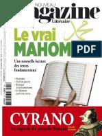 Le Nouveau Magazine Littéraire - Le Vrai Mahomet