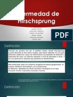 Enfermedad Hirschsprung