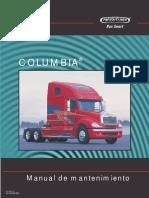 Manual de Mantenimiento Columbia