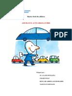 assurance automobile obligatoire