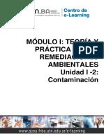 Unidad I -2. Contaminación - Contenidos.pdf