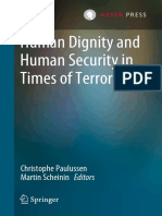 Christophe Paulussen, Martin Scheinin - Human Dignity and Human Security in Times of Terrorism-T.M.C. Asser Press_Springer (2020)