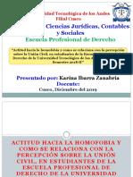 Homofobia-Unión Civil