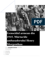 Genocidul armean din 1915