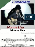 Ivan Graziani - Monna Lisa