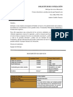 Cotización-Servicios-Audiovisuales José Pablo Arias