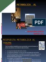 Respuesta Metabolica A Trauma