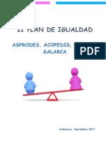 II_Plan_de_Igualdad ASPRODES