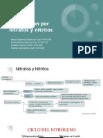 Nitratos y Nitritos