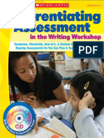 Karin Ma and Nicole Taylor - Differentiating Assessment in the Writing Workshop-Scholastic Teaching Resources (2009)