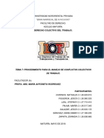 DERECHO COLECTIVO DE TRABAJO TEMA 7.docx