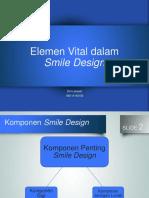 Elemen Vital dalam Smile Design-Dini.pptx