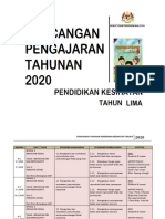 RPT PK TAHUN 5-2020