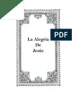 La Alegría de Jesús