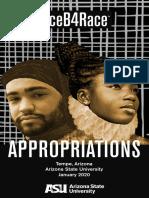 RaceB4Race Appropriations Program