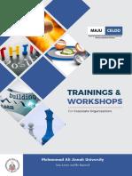 MAJU CELDD - Trainings