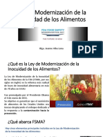 Ley de Modernización de la Inocuidad de los alimentos(2)