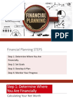 Hand out for finance