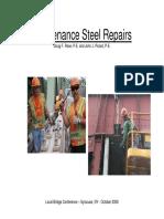 Maintenance Steel Repairs.pdf