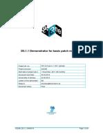 SCENE-Deliverable-D5.1.1