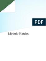 modulo kardex