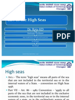 Law of High Seas
