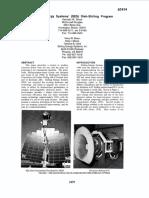 1997 - Stirling Energy Systems' (SES) Dish-Stirling Program