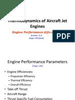 Jet Engine Performance Parameters_