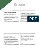 Policia Federal Claudia Barros Material Artigos 121 a 129